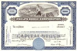 Phelps Dodge Copper Mining Company
