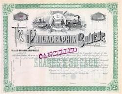 Philadelphia Bourse 1890's