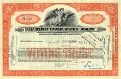 Philadelphia Transportation Company - 1943