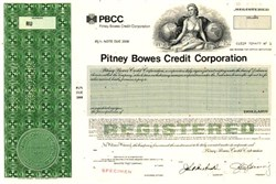 Pitney Bowes Credit Corporation - Delaware 1988