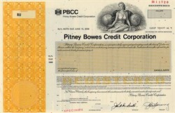 Pitney Bowes Credit Corporation - Deleware 1988