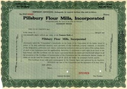Pillsbury Flour Mills, Incorporated - Delaware