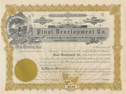 Pinal Development - Arizona