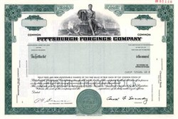 Pittsburgh Forgings Company ( Now Ampco Pittsburgh Corp)