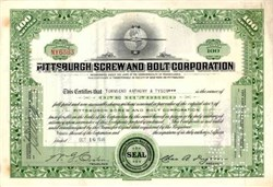 Pittsburgh Screw and Bolt Corporation