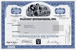Playboy Enterprises, Inc.