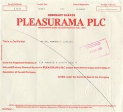 Pleasurama 1983