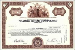 Polymers Systems Incorporated