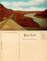 Postcard from the beautiful Snake River, Oregon