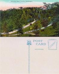 Postcard from McKinley Park Tacoma, Washington 1920's