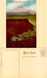 Postcard from Mt. Jefferson, Oregon