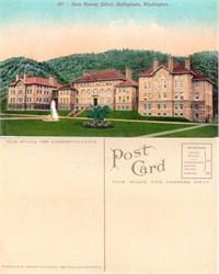 Postcard from the State Normal School Bellingham, Washington (Western Washington College )