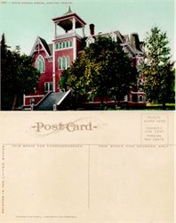 Postcard from the State Normal School, Ashland, Oregon