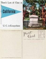 Postcard from University of California, Berkeley