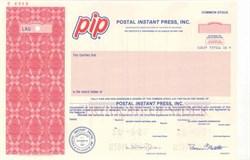 Postal Instant Press, Inc. ( PIP Printing )