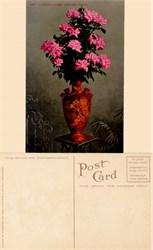 Postcard of a Bunch of Roses, Portland, Oregon