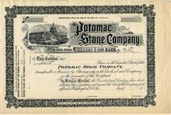 Potomac Stone Company - Virginia 1890's