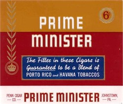 Prime Minister Cigar Company