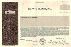 Private Brands, Inc.