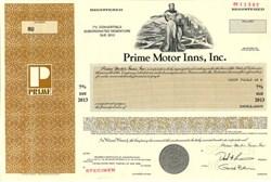 Prime Motor Inns, Inc. - Delaware 1988