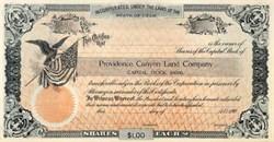 Providence Canyon Land Company - Utah