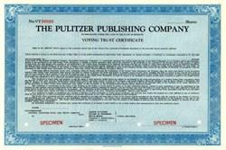 Pulitzer Publishing Company