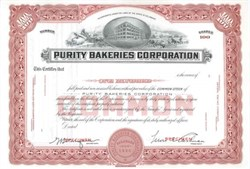 Purity Bakeries Corporation