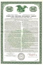 Puerto Rico Industrial Development Company General Purpose Revenue Bond - Puerto Rico 1960's
