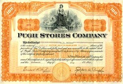 Pugh Stores Company - Southern Illinois 1917
