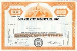 Quaker City Industries, Inc.