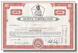 Quinta Corporation
