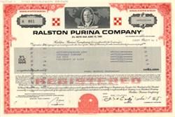 Ralston Purina Company - St. Louis, Missouri 1988
