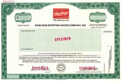 Rawlings Sporting Goods