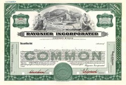 Rayonier Incorporated - Timber / Logging Company