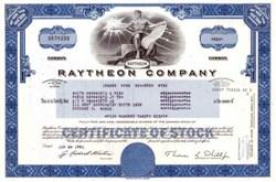 Raytheon Company 1970