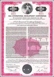 RCA International Development Corporation