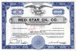 Red Star Oil Company 1944