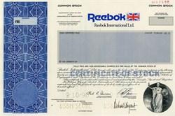 Reebok International Ltd. - Massachusetts