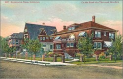 Residences, Napa, California