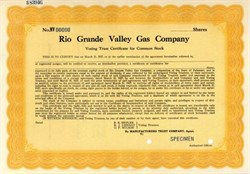 Rio Grande Valley Gas Company