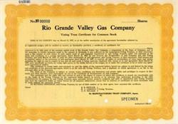 Rio Grande Valley Gas Company