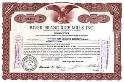 River Brand Rice Mills, Inc. 1950's (Riviana Foods )