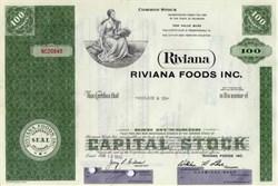 Riviana Foods, Inc.