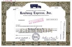 Roadway Express, Inc.