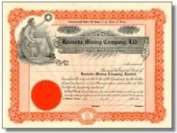 Roanoke Mining Company