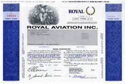 Royal Aviation, Canada