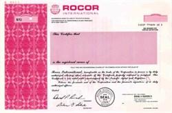 Rocor International
