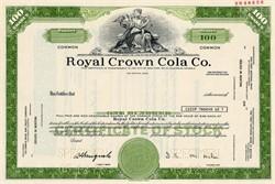 Royal Crown Cola Co. - Delaware 1976