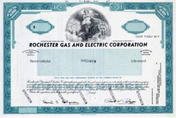 Rochester Gas and Electric Corproation - New York
