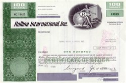 Rollins International, Inc (Rollins Truck Leasing)